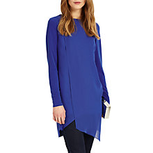 Buy Phase Eight Vinny Tunic, French Blue Online at johnlewis.com
