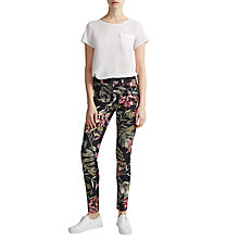 Buy French Connection Bluhm Botero Skinny Stretch Jeans, Grey Gradient Online at johnlewis.com