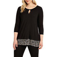 Buy Studio 8 Cobie Top, Black Online at johnlewis.com