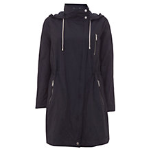Buy Mint Velvet Metallised Parka Jacket Online at johnlewis.com