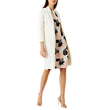 Buy Coast Mirren Coat, Ivory Online at johnlewis.com