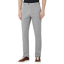 Buy Reiss Horatio Cotton Slim Fit Trousers Online at johnlewis.com
