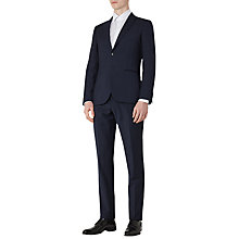 Buy Reiss Monarch Modern Fit Suit, Bright Blue Online at johnlewis.com