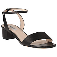 Buy L.K. Bennett Charline Block Heeled Sandals Online at johnlewis.com