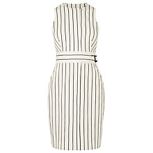 Buy L.K. Bennett Jenna Stripe Cotton Dress, Multi Online at johnlewis.com