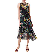 Buy L.k. Bennett Kalia Silk Dress, Multi Online at johnlewis.com