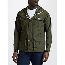 Buy Penfield Vassan Mountain Parka Coat, Olive Online at johnlewis.com
