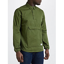 Buy Penfield Adelanto Pullover Shirt, Olive Online at johnlewis.com