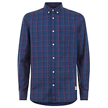 Buy Penfield Calimesa Long Sleeve Shirt, Navy Online at johnlewis.com