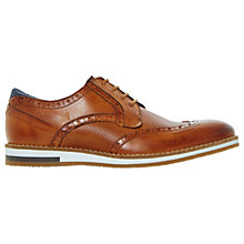 Buy Bertie Baker Hill Gibson Leather Wingtip Shoes Online at johnlewis.com