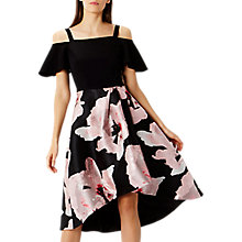 Buy Coast Monroe Santa Fe Midi Dress Online at johnlewis.com