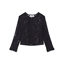 Buy Gerard Darel Jules Jacket, Navy Blue Online at johnlewis.com