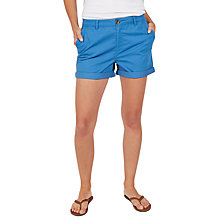 Buy Fat Face Padstow Chino Shorts, Cobalt Online at johnlewis.com