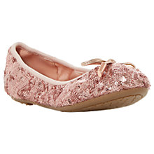 Buy Dune Huddson Sequin Flexi Pumps Online at johnlewis.com