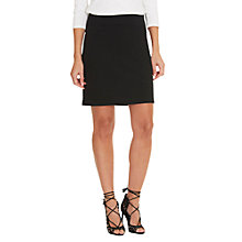 Buy Betty & Co. Textured Skirt, Black Online at johnlewis.com