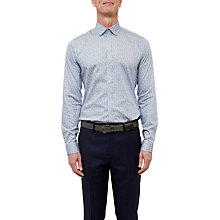 Buy Ted Baker T for Tall Alflett Cotton Poplin Shirt Online at johnlewis.com