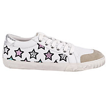 Buy Ash Majestic Lace Up Trainers, Multi Online at johnlewis.com