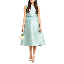 Buy Oasis  2 In 1 Lace Trim Midi Dress Online at johnlewis.com
