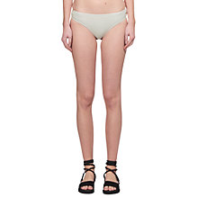 Buy Whistles Ohio Bikini Bottoms, White Online at johnlewis.com