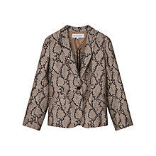 Buy Gerard Darel Veste Jacket, Camel Online at johnlewis.com