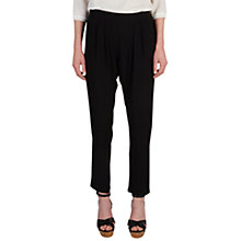Buy Gerard Darel Pampa Trousers, Black Online at johnlewis.com