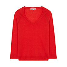 Buy Gerard Darel Auden Jumper, Red Online at johnlewis.com