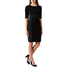 Buy Hobbs Etoile Dress, Green/Multi Online at johnlewis.com