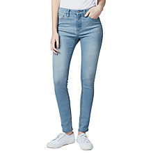 Buy Warehouse Powerhold Skinny Jeans Online at johnlewis.com
