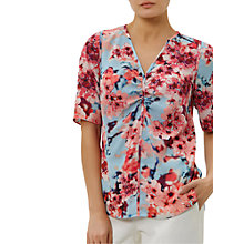 Buy Fenn Wright Manson Petite Ibiza Floral Print Top, Multi Online at johnlewis.com