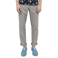 Buy Ted Baker Clasmor Oxford Stretch Cotton Chinos Online at johnlewis.com
