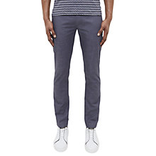 Buy Ted Baker Shiresy Slim Fit Stretch Cotton Trousers Online at johnlewis.com