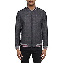 Buy Ted Baker Reactiv Jacket, Charcoal Online at johnlewis.com