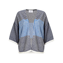 Buy Sita Murt Jacquard Knitted Kimono, Multi Online at johnlewis.com