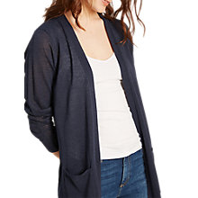 Buy White Stuff Sea Breeze Cardigan, Navy Online at johnlewis.com