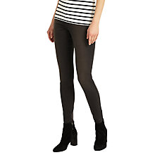 Buy Phase Eight Amina Darted Jeggings, Grey Online at johnlewis.com