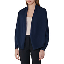 Buy Reiss Oscar Knitted Cardigan, Night Navy Online at johnlewis.com