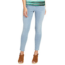 Buy Phase Eight Aida Skinny Jeans, Pale Denim Online at johnlewis.com