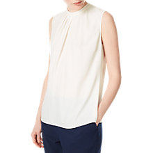 Buy Precis Petite Kathia Blouse, White Online at johnlewis.com