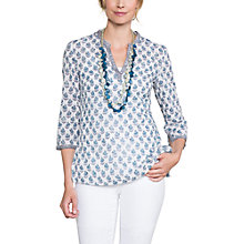 Buy East Anokhi Yasmin Kurta Blouse, Capri Online at johnlewis.com