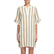 Buy Whistles Margarita Stripe Dress, Multi Online at johnlewis.com
