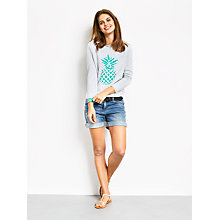 Buy hush Reversible Pineapple Jumper Online at johnlewis.com