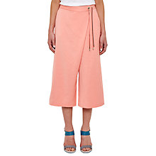 Buy Ted Baker Colour By Numbers Rayon Crossover Culottes Online at johnlewis.com