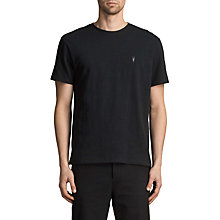 Buy AllSaints Topher Short Sleeve T-Shirt Online at johnlewis.com