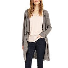 Buy Phase Eight Abree Longline Linen Cardigan Online at johnlewis.com
