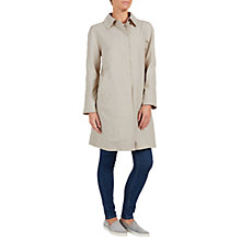 Buy Four Seasons Top Stitch Single Breasted Raincoat Online at johnlewis.com