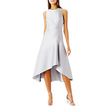 Buy Coast Cara Dress, Silver Online at johnlewis.com