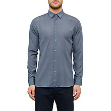 Buy Ted Baker Mikeo Dotted Design Shirt Online at johnlewis.com