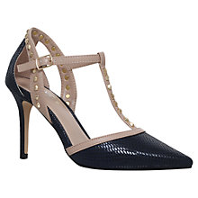 Buy Carvela Kankan Studded T-Bar Court Shoes Online at johnlewis.com