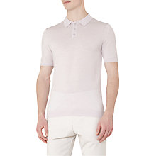 Buy Reiss Manor Merino Wool Polo Shirt Online at johnlewis.com