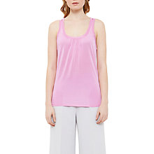 Buy Ted Baker Skylon Gathered Vest Top Online at johnlewis.com